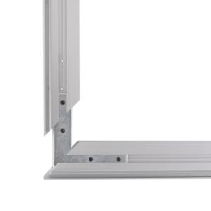 Rama Aluminiowa do Napinania Tkanin WOLNOSTOJĄCA 120x85cm na Profilu 49mm
