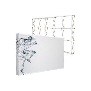 Ścianka tekstylna HOP-UP XL - AxOx Media