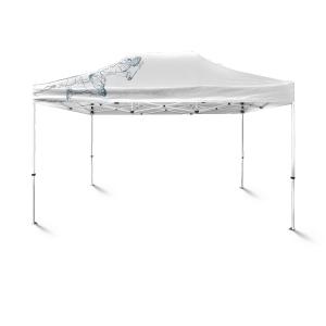 Namiot handlowy ekspresowy 3x4,5m - stelaż - AxOx Media