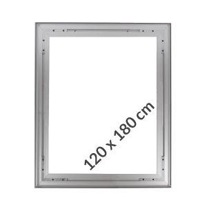 Rama Aluminiowa do Napinania Tkanin WISZĄCA 120x180cm na Profilu 26mm