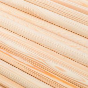 Drewniany kij do parawanu - 1m